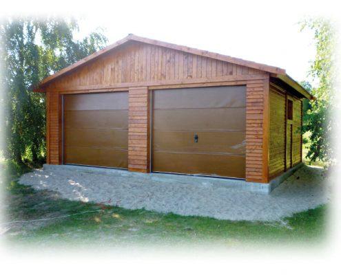Garaż dwustanowiskowy D15
