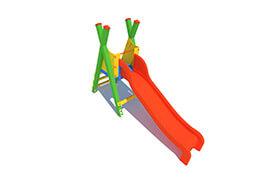 producent placów zabaw - zjeżdżalnia