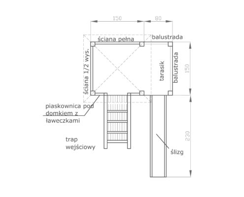 Plac zabaw P6