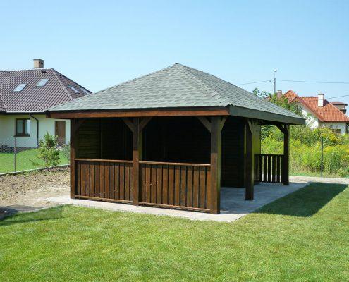 Altana z domkiem A19