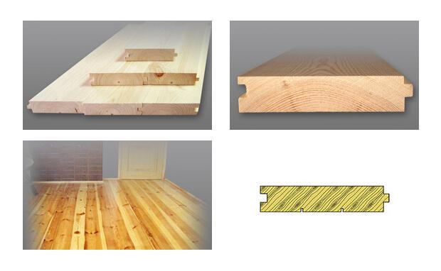 podloga drewniana